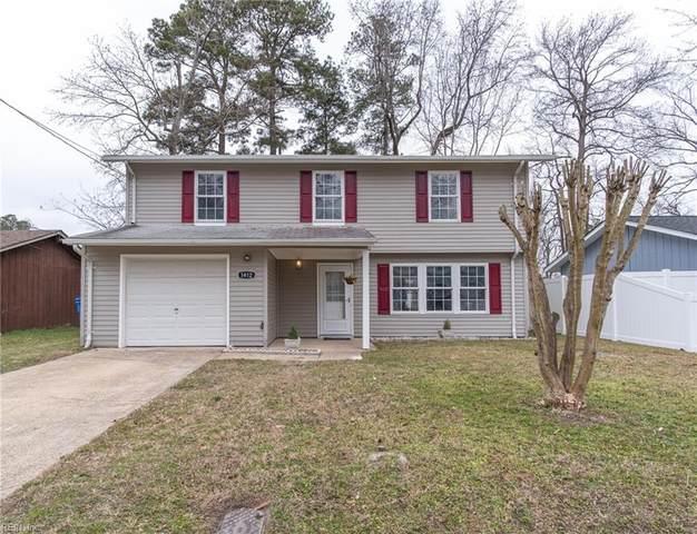1412 Winslow Ave, Chesapeake, VA 23323 (#10358281) :: Crescas Real Estate