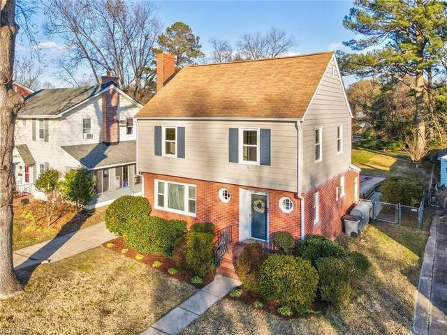 112 Alleghany Rd, Hampton, VA 23661 (#10358418) :: Atlantic Sotheby's International Realty