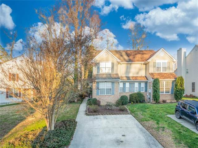 116 Creekshire Cres, Newport News, VA 23603 (#10358484) :: Berkshire Hathaway HomeServices Towne Realty