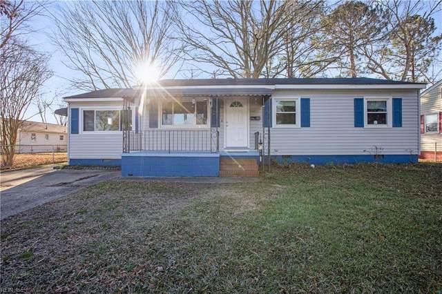1120 75th St, Newport News, VA 23605 (#10358677) :: Rocket Real Estate