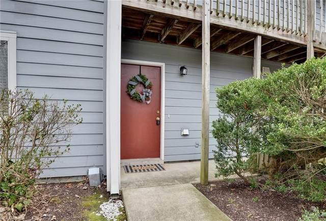 1203 Jamestown Rd H1, Williamsburg, VA 23185 (#10358915) :: Austin James Realty LLC
