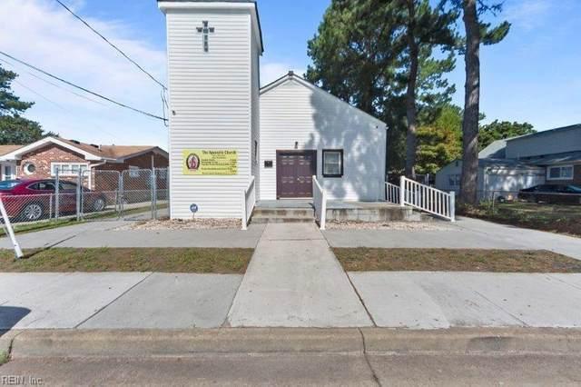 2604 Ash St, Portsmouth, VA 23707 (#10359435) :: Kristie Weaver, REALTOR