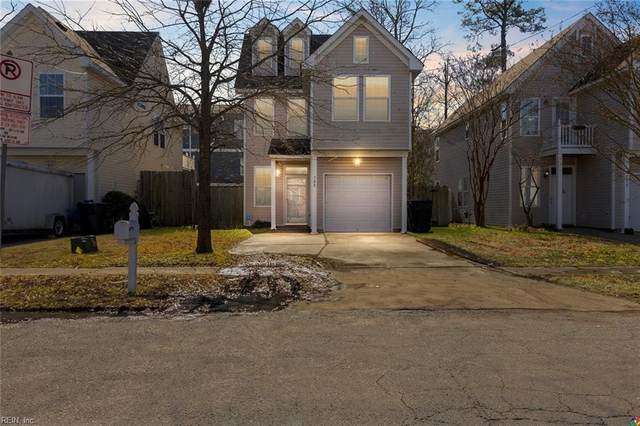 708 15th St, Virginia Beach, VA 23451 (#10359935) :: Atkinson Realty