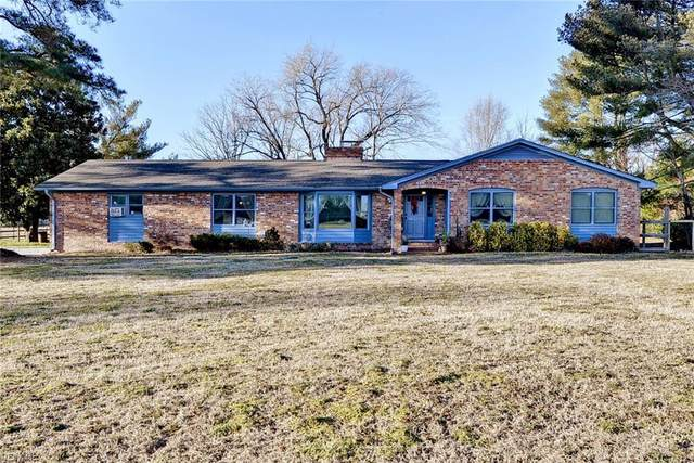 19230 Tabernacle Rd, New Kent County, VA 23011 (#10360048) :: Berkshire Hathaway HomeServices Towne Realty