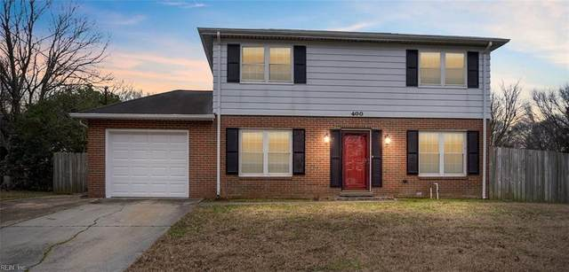 400 Maryle Ct, Newport News, VA 23602 (#10360179) :: Crescas Real Estate