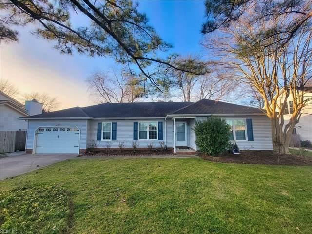 717 Dwyer Rd, Virginia Beach, VA 23454 (#10360304) :: Crescas Real Estate