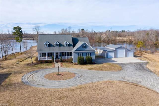 21447 Hill Point Dr, Southampton County, VA 23851 (#10360472) :: Crescas Real Estate