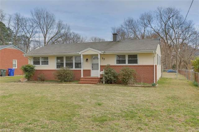 17 Miller Rd, Newport News, VA 23602 (#10360740) :: Abbitt Realty Co.