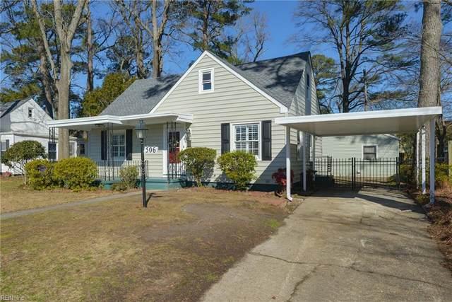 506 Burleigh Ave, Norfolk, VA 23505 (#10360762) :: Crescas Real Estate