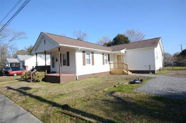 802 Rolfe St, Hampton, VA 23661 (#10360833) :: Crescas Real Estate
