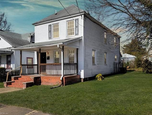 1115 36th St, Newport News, VA 23607 (#10360923) :: Rocket Real Estate