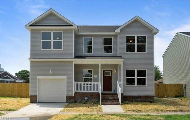 3609 Gum Dr, Portsmouth, VA 23707 (#10360978) :: Encompass Real Estate Solutions