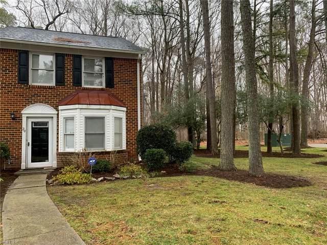20 Corwin Cir, Hampton, VA 23666 (#10361188) :: Crescas Real Estate