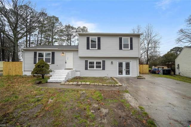 3965 Two Oaks Rd, Portsmouth, VA 23703 (#10361203) :: Tom Milan Team
