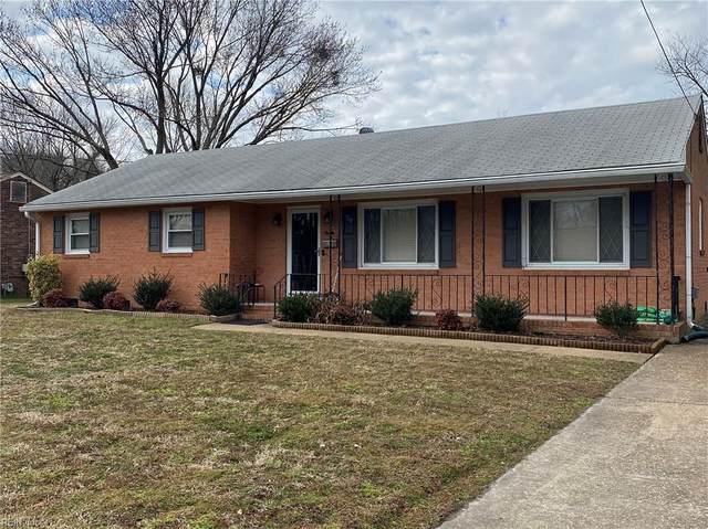 20 Garrett Dr, Hampton, VA 23669 (#10361223) :: Berkshire Hathaway HomeServices Towne Realty