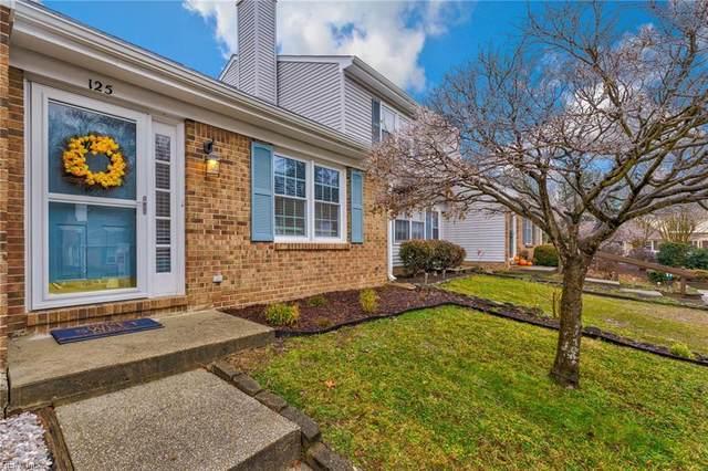 125 Briarwood Pl, York County, VA 23692 (#10361406) :: Momentum Real Estate