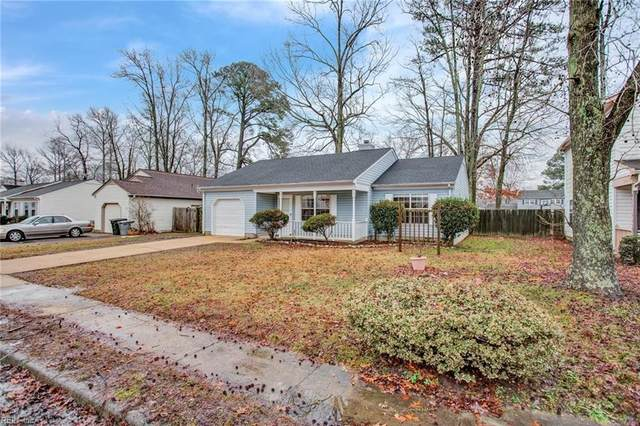 51 George Ct, Hampton, VA 23663 (#10361796) :: Atkinson Realty
