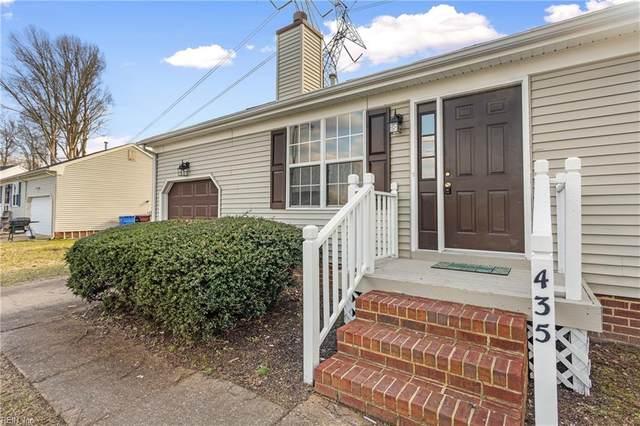 435 Mishannock Way, Chesapeake, VA 23323 (#10361823) :: The Bell Tower Real Estate Team