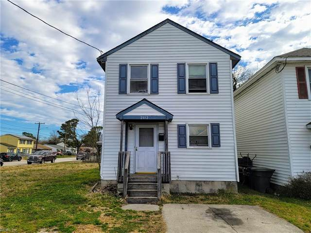 2112 Madison Ave, Newport News, VA 23607 (#10361981) :: Rocket Real Estate