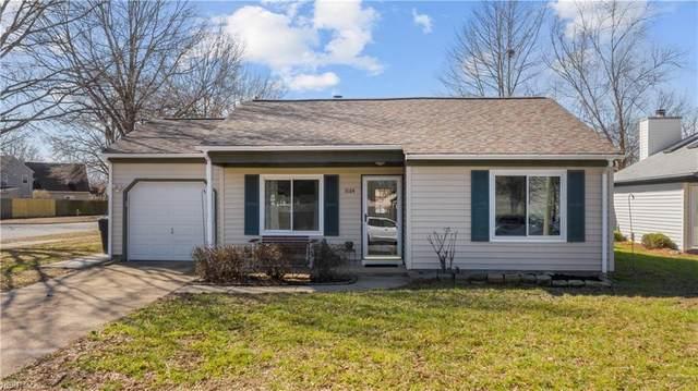 5184 Cliffony Dr, Virginia Beach, VA 23464 (#10362030) :: Crescas Real Estate