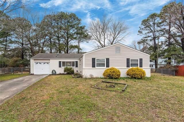 103 Cofer Ct, Hampton, VA 23666 (MLS #10362048) :: AtCoastal Realty
