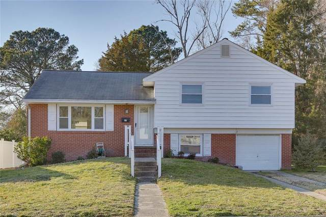 21 Yorkshire Ter, Hampton, VA 23666 (#10362166) :: Austin James Realty LLC