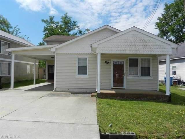 1107 Bells Mill Rd, Chesapeake, VA 23322 (#10362593) :: Kristie Weaver, REALTOR