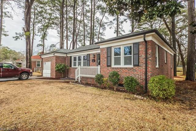 848 Townsend Pl, Norfolk, VA 23502 (MLS #10362625) :: AtCoastal Realty
