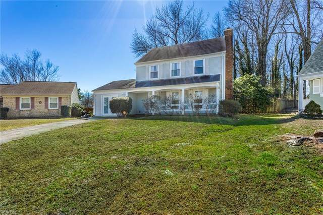808 Meadowbridge Ct, Virginia Beach, VA 23452 (#10362776) :: Tom Milan Team