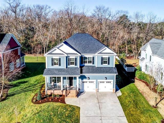 114 Colonial Way, Isle of Wight County, VA 23314 (#10362887) :: Atlantic Sotheby's International Realty
