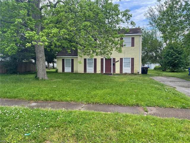 565 Madison St, Portsmouth, VA 23704 (#10362901) :: Berkshire Hathaway HomeServices Towne Realty