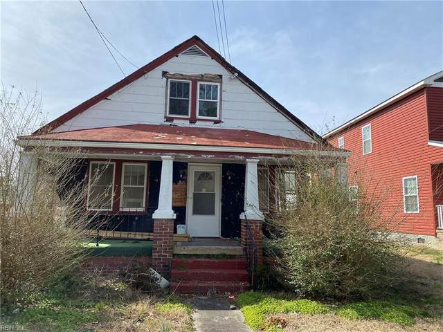 2510 Des Moines Ave, Portsmouth, VA 23704 (#10362952) :: Berkshire Hathaway HomeServices Towne Realty