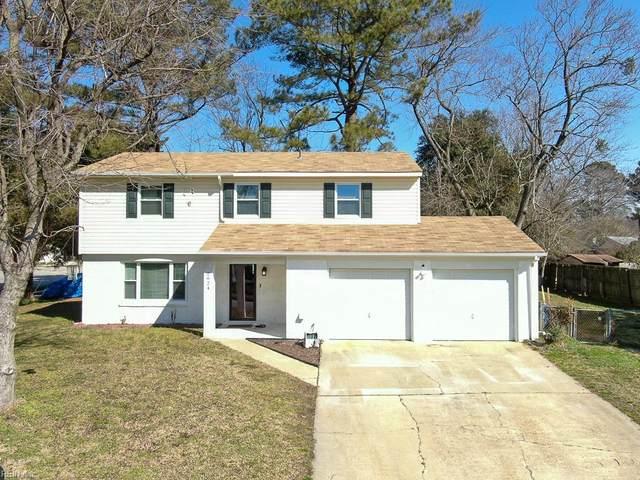 2924 Knight Rd, Chesapeake, VA 23323 (#10363043) :: Abbitt Realty Co.