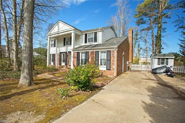 513 Kingston Hall Ct Ct, Hampton, VA 23663 (#10363180) :: The Kris Weaver Real Estate Team