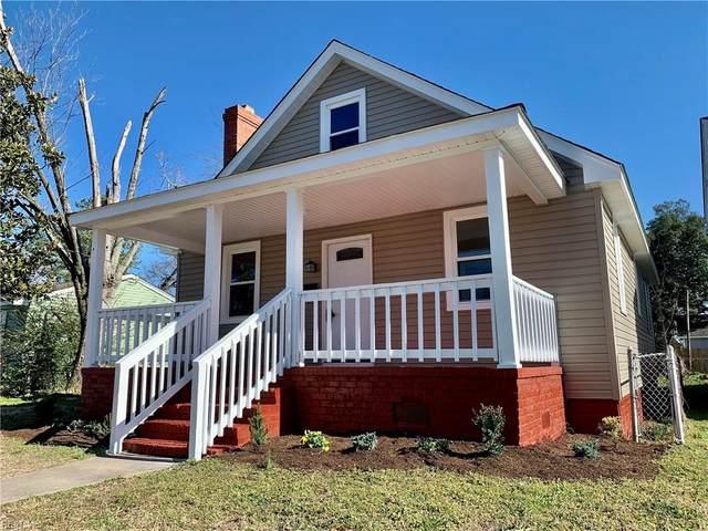1810 Laguard Dr, Hampton, VA 23661 (#10363431) :: Crescas Real Estate