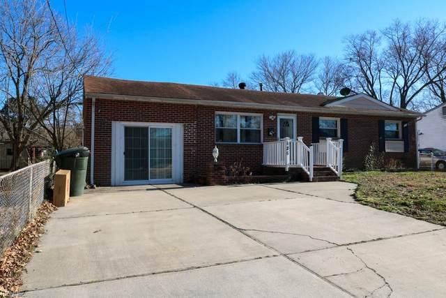 126 Delmar Ln, Newport News, VA 23602 (#10363523) :: Momentum Real Estate