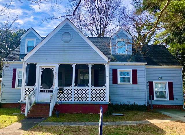 889 Norview Ave, Norfolk, VA 23513 (#10363565) :: Abbitt Realty Co.