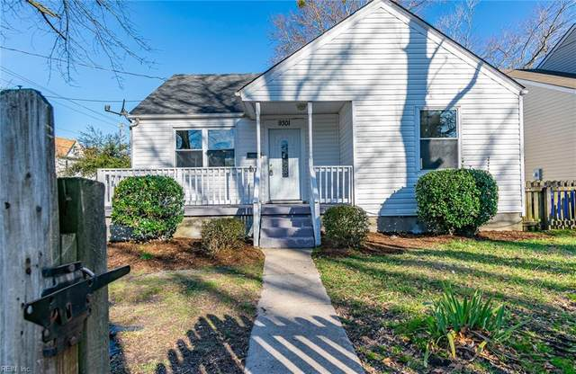 9301 Buckman Ave, Norfolk, VA 23503 (#10363630) :: Verian Realty