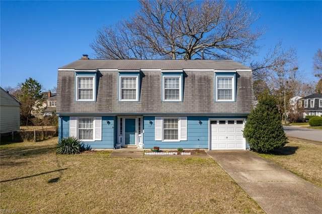 131 Brinkman Dr, Hampton, VA 23666 (#10364038) :: Berkshire Hathaway HomeServices Towne Realty