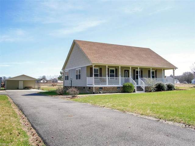 15441 Corinth Rd, Southampton County, VA 23866 (#10364116) :: The Bell Tower Real Estate Team