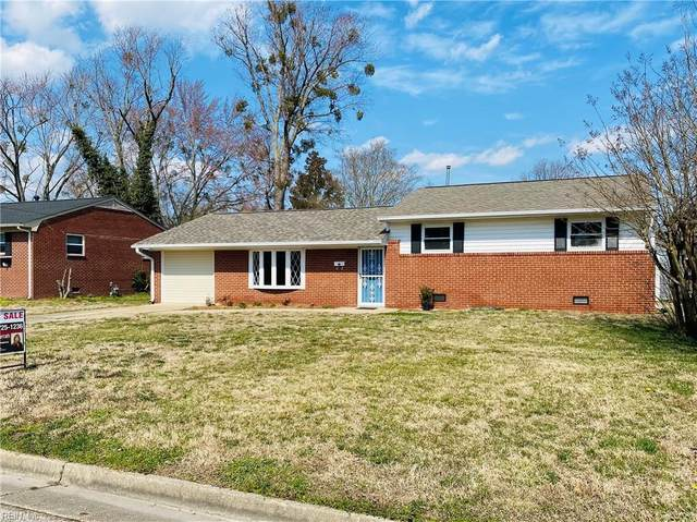 717 Spruce Rd, Newport News, VA 23601 (#10364150) :: Berkshire Hathaway HomeServices Towne Realty