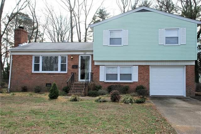 137 Tanglewood Dr, Hampton, VA 23666 (#10364339) :: Berkshire Hathaway HomeServices Towne Realty
