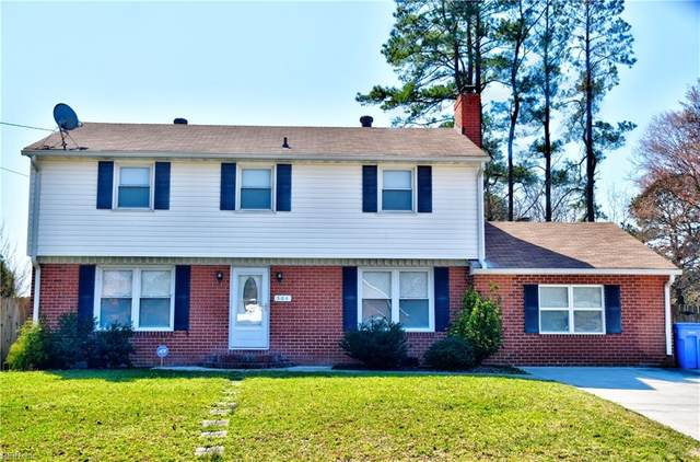 504 Summit Ridge Dr, Chesapeake, VA 23322 (#10364465) :: Verian Realty
