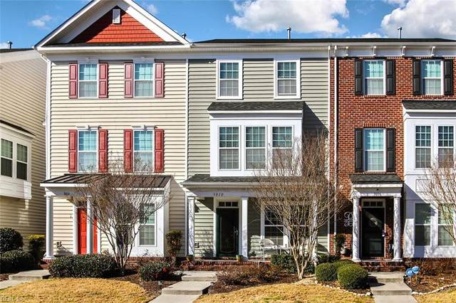 3010 Greenwood Dr, Portsmouth, VA 23701 (#10364546) :: The Bell Tower Real Estate Team