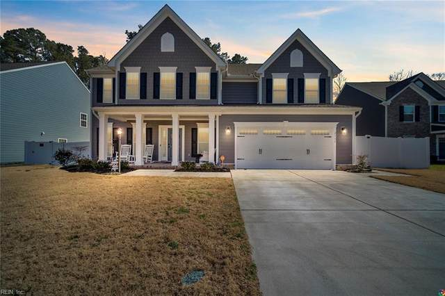 2131 Tall Pine Dr, Chesapeake, VA 23323 (#10364657) :: Crescas Real Estate