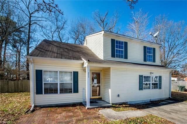 27 Miranda Ct, Hampton, VA 23663 (#10365426) :: Atlantic Sotheby's International Realty