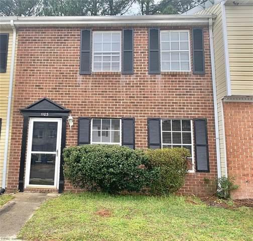 1103 Clear Springs Rd, Virginia Beach, VA 23464 (#10365557) :: Berkshire Hathaway HomeServices Towne Realty