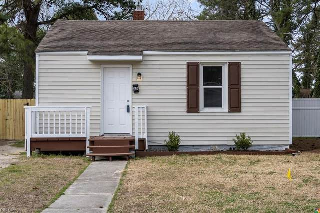 45 Pollux Cir E, Portsmouth, VA 23701 (#10365565) :: The Bell Tower Real Estate Team