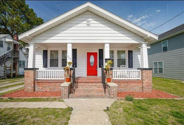 206 Kilby Ave, Suffolk, VA 23434 (#10365653) :: The Bell Tower Real Estate Team