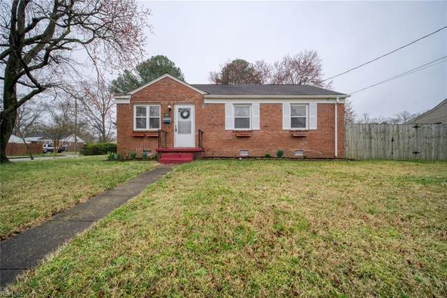 581 Garren Ave, Norfolk, VA 23509 (#10366086) :: Berkshire Hathaway HomeServices Towne Realty